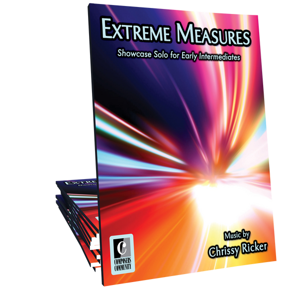Extreme Measures - Music by Chrissy Ricker
