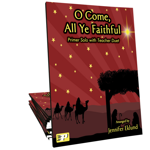 "O Come, All Ye Faithful (from ""First Christmas Solos"")"
