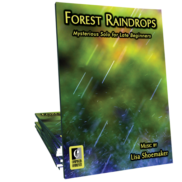 Forest Raindrops