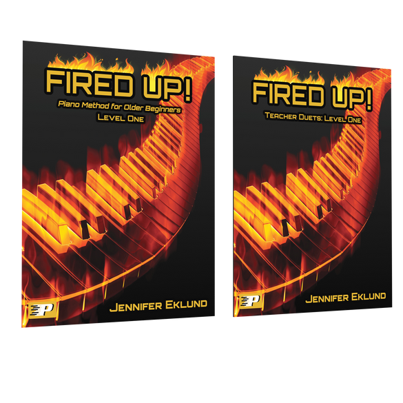 Fired Up! Level One Teacher Essentials