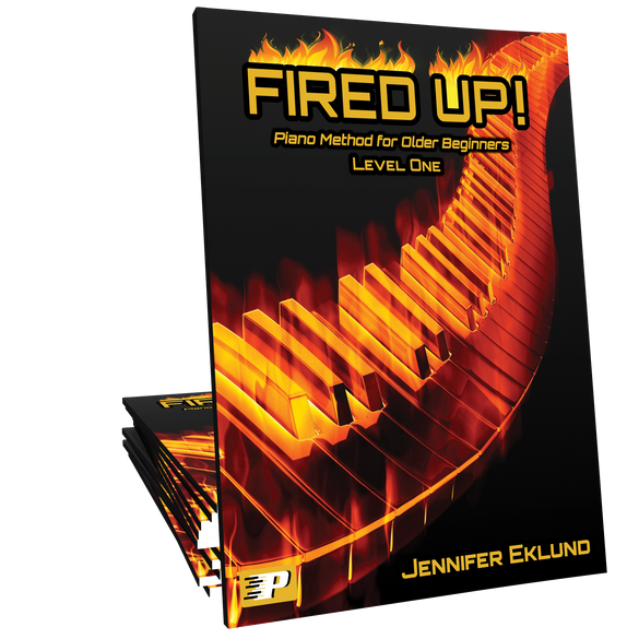 Fired Up! Level One - Method for Older Beginners