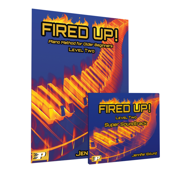 Fired Up! Level Two Student Essentials