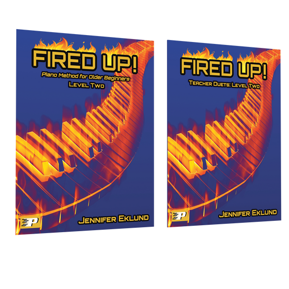 Fired Up! Level Two Teacher Essentials