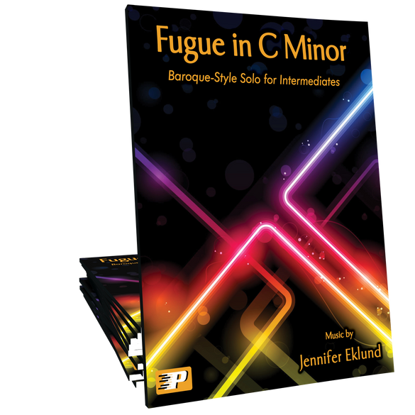 Fugue in C Minor - Music by Jennifer Eklund