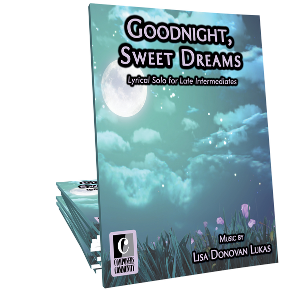 Goodnight, Sweet Dreams by Lisa Donovan Lukas