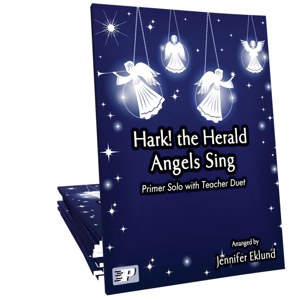 "Hark! The Herald Angels Sing (from ""First Christmas Solos"")"