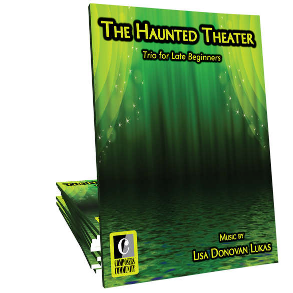 The Haunted Theater Trio