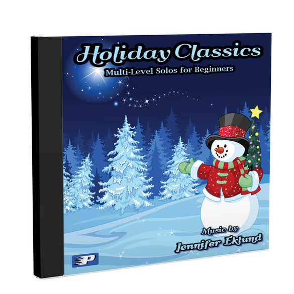 Play-Along Soundtracks: Holiday Classics