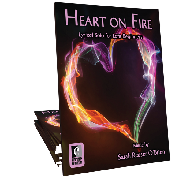 Heart on Fire - Music by Sarah Reaser O'Brien