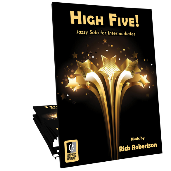 High Five! - Music by Rick Robertson