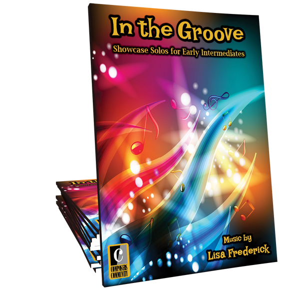 In the Groove Songbook - Music by Lisa Frederick