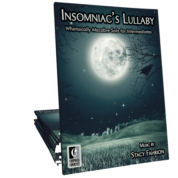 Insomniac's Lullaby - Music by Stacy Fahrion