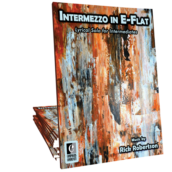 Intermezzo in E-Flat - Music by Rick Robertson
