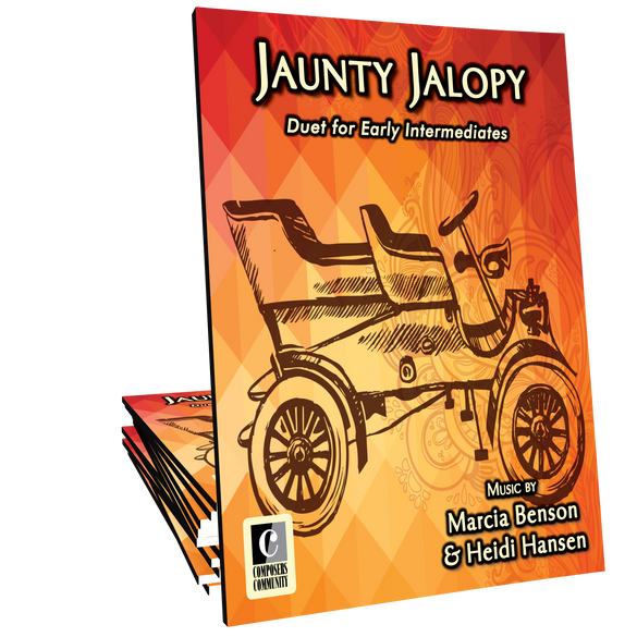 Jaunty Jalopy Duet