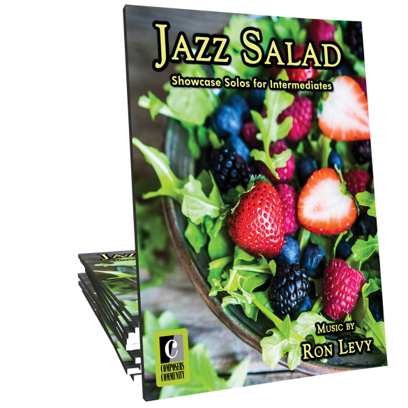 Jazz Salad Songbook - Music by Ron Levy