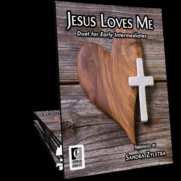 Jesus Loves Me Duet