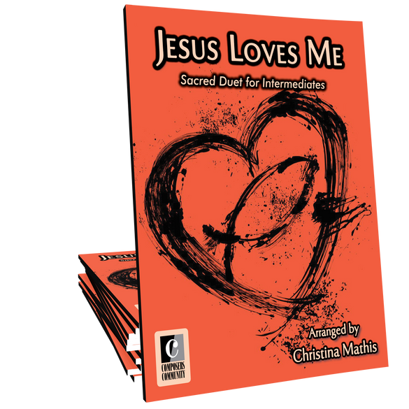 Jesus Loves Me Duet