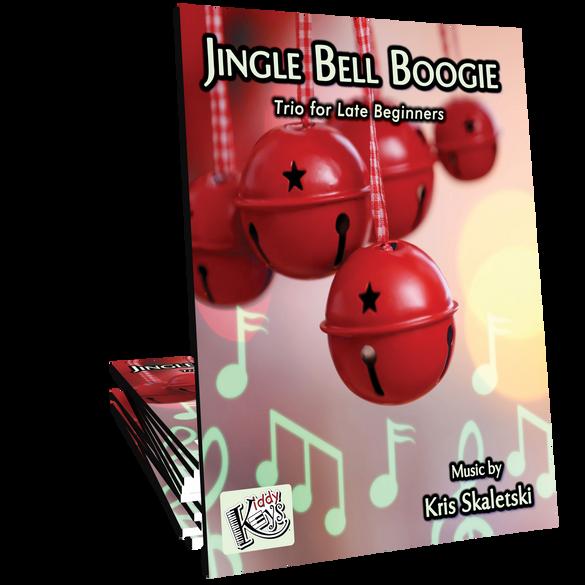 Jingle Bell Boogie Trio
