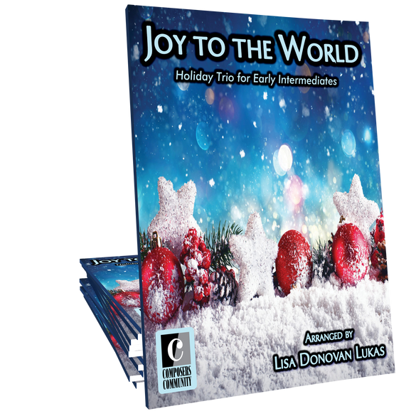 Joy to the World Trio
