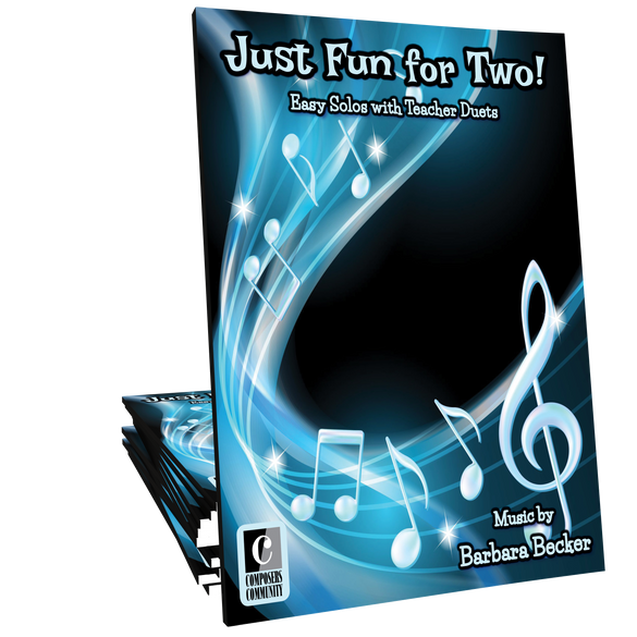 Just Fun for Two! - Duets by Barbara Becker