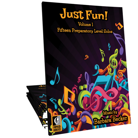 Just Fun! Volume 1 - Music by Barbara Becker