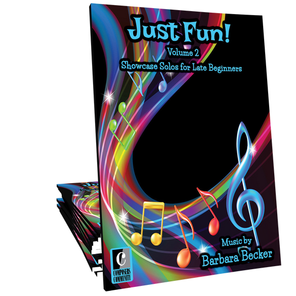 Just Fun! Volume 2 - Music by Barbara Becker