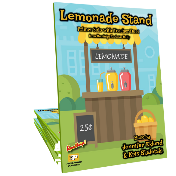 Lemonade Stand (from Roadtrip®: Rockstar Rally)