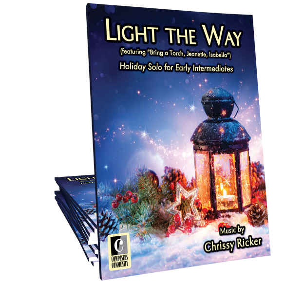 Light the Way - Music by Chrissy Ricker