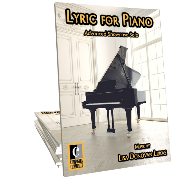 Lyric for Piano