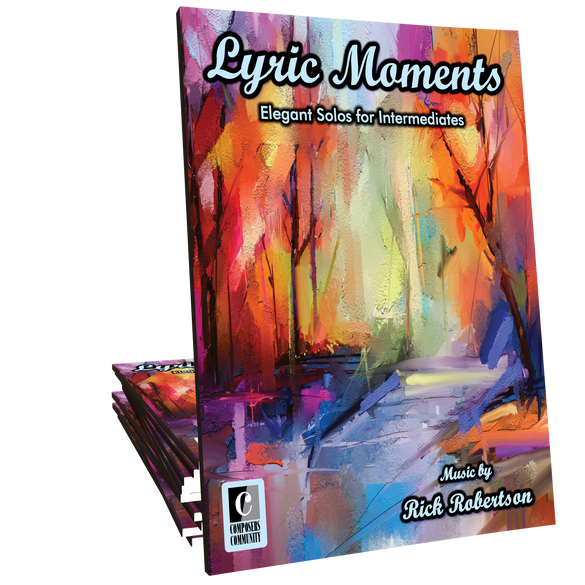 Lyric Moments Songbook