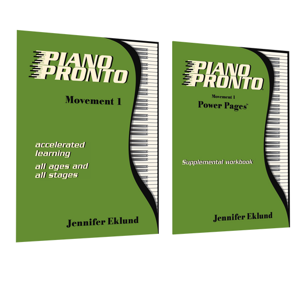 Movement 1 Student Essentials (Student Book & Power Pages)