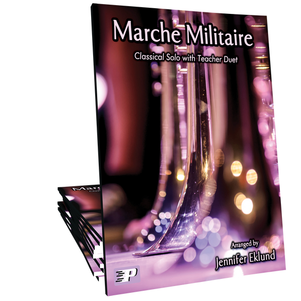 Marche Militaire (with teacher duet)