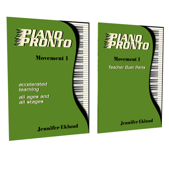 Movement 1 Teacher Essentials (Student Book & Teacher Duets)