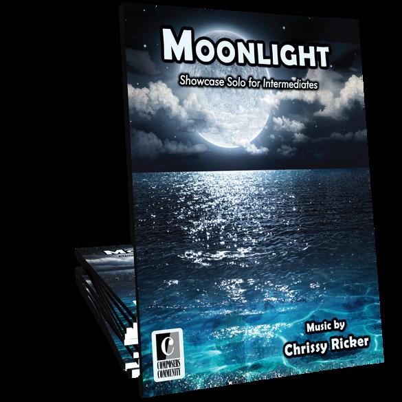 Moonlight - Music by Chrissy Ricker