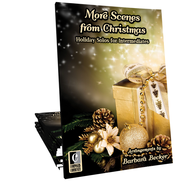More Scenes from Christmas - Songbook by Barbara Becker