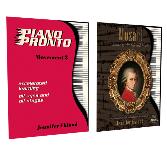 Movement 3 Mozart Pack