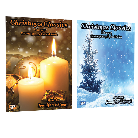 Contemporary Christmas Solos Combo Pack
