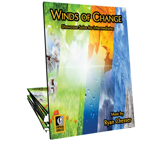 Winds of Change Songbook