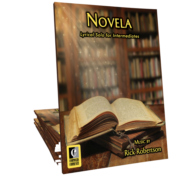 Novela - Music by Rick Robertson