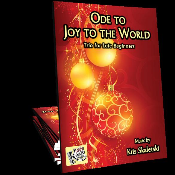 Ode to Joy to the World Trio
