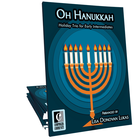 Oh Hanukkah Trio