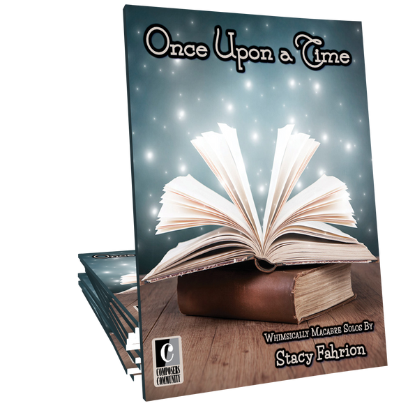 Once Upon a Time - Songbook by Stacy Fahrion