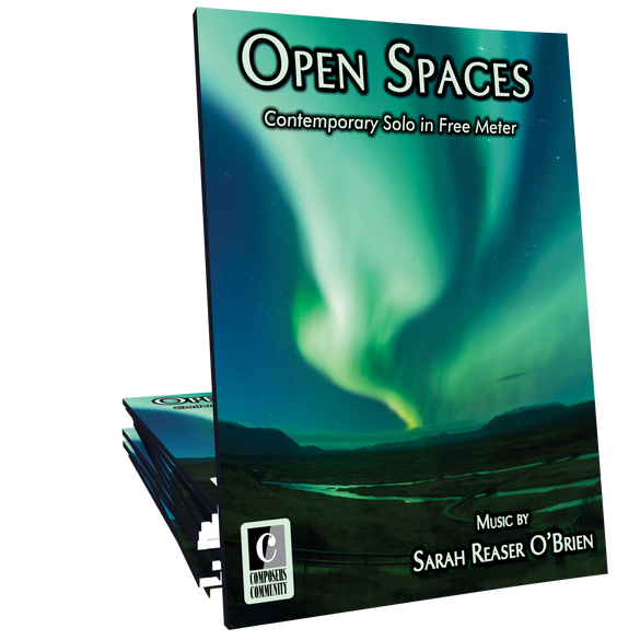 Open Spaces - Music by Sarah Reaser O'Brien