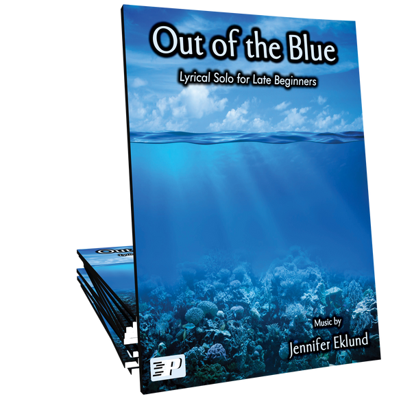 Out of the Blue **LIMITED TIME FREEBIE**