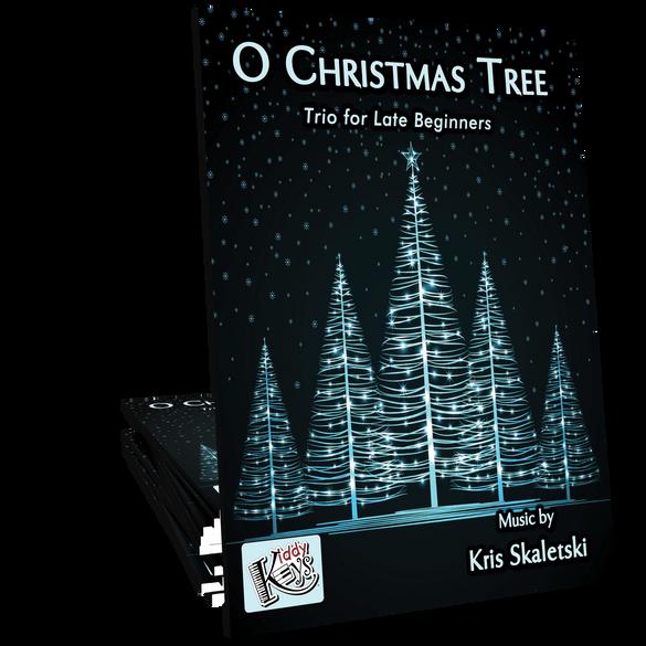 O Christmas Tree Trio