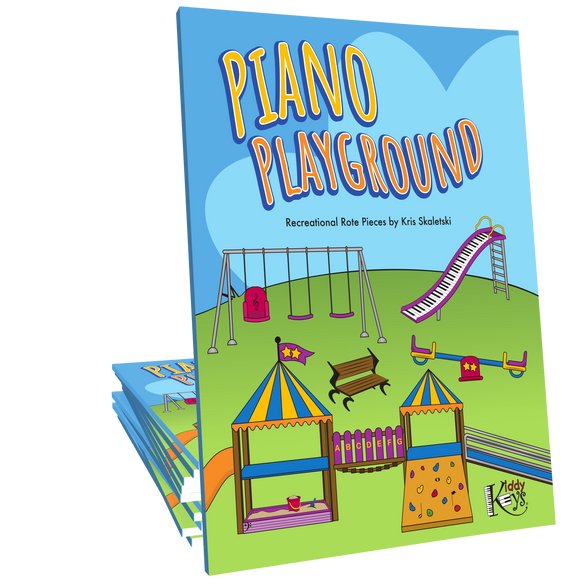 Piano Playground (Rote Solos with Teacher Duets)