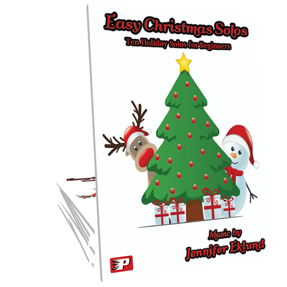 Easy Christmas Solos **SAVE 40%**