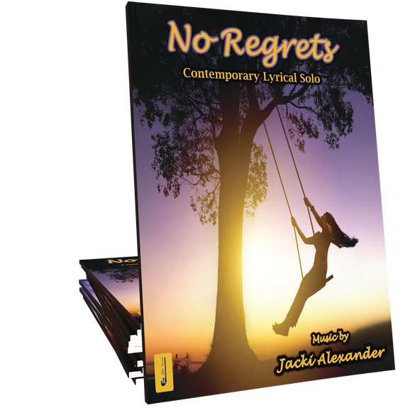 No Regrets by Jacki Alexander