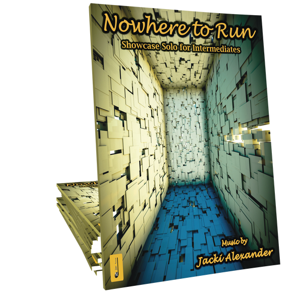 Nowhere to Run by Jacki Alexander