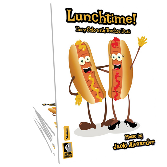 Lunchtime! - Music by Jacki Alexander